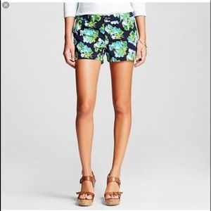 Absolutely Adorable Merona Floral Shorts 💕